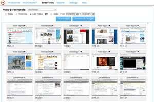 Возможность записи скриншотов