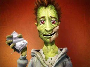 Если ваши клиенты зомби - говорите о том что интересует зомби, а не том что привлекает домохозяек